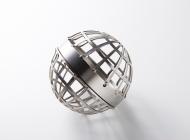 球体の精密板金の製品写真